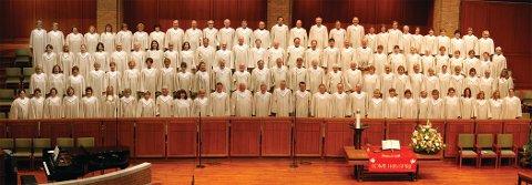 St. Lukes United Methodist Church Chancel Choir gjester Sør-Fron kirke førstkommende søndag, 27. mai.