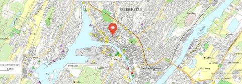 Det oppgraderte verktøyet Grunnforurensning har over 6.000 oppføringer over hele landet på detaljerte kart.