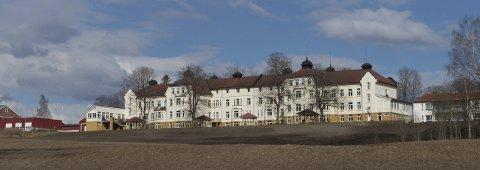 PÅ LUKKET AVDELING: Tiltalte stakk av fra Reinsvoll sykehus og ble borte i 17 måneder. Arkivbilde
