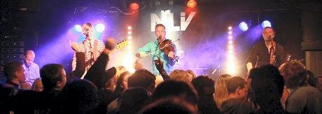 KONSERT: Ni Liv samt Stian Dalen holder konsert i Sølvsalen fredag 1. juni.