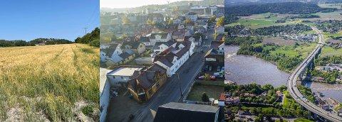 Åledalslinja, planene om åpning av Veumbekken på Holmen og det store, planlagte boligprosjektet på Gretnes/Sundløkka er eksempler på prosjekter som behandles etter Fredrikstads gamle arealplan fra 2011.