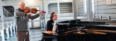 AVLYSES: Pianisten Christian Ihle Hadland skulle gjeste Hjertnes-scenen førstkommende lørdag.