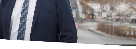 Kraftsamling: Ordfører Rune Edvardsen er fornøyd med responsen på invitasjonen som har gått ti regionens ordførere om å delta på møte om akuttfunksjonen ved sykehuset i Narvik. Samtlige har bekreftet at de vil komme. det betyr at ikke mindre enn 12 ordførere samles i Bjerkvik 19. januar.Foto: Terje Næsje