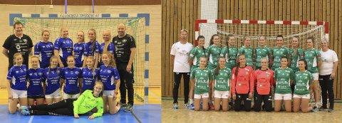 FRA TO LAG TIL ETT: Om ikke lenge kan disse to klubbene bli til Solør Håndball.