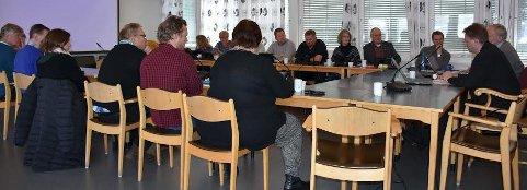 Stort engasjement: Torsdag hadde kommunestyret i Vang evaluering av tidenes største byggjeprosjekt i Vang, VBU-utbygginga og byggjing av fleirbrukshall. - Ein god og lærerik debatt, konkluderte ordførar Vidar Eltun.