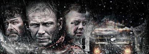 Både bilbergerne Thord Paulsen i Odda og Bjørn Lægreid i Eidfjord er klar for en ny sesong av Vinterveiens helter.