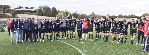 SEIER: Kolbu/KK slo Trysil 3-1 i den første kampen om KM-tittelen i 4. divisjon.Arkivbilde