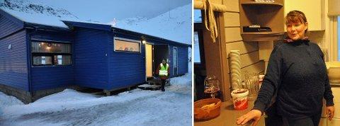 NORDVÅGEN: Det blir lys i mørket i Nordvågen på nyttårsaften.