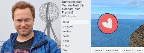 FJERNER UØNSKEDE: Stig Runar Andersen er administrator i gruppen og har lite til overs for falske profiler som ikke følger etiske retningslinjer.