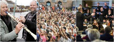 Disse får: Kammerfest i Østfold, Månefestivalen og Mozartfestivalen får til sammen 400.000 av den totale potten på drøye 57 millioner kroner fra Kulturrådet.