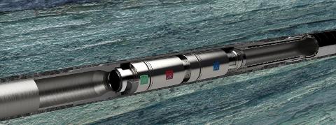 BLE NEVNT: Porsgrunnsbedriften Innowell Solutions som har utviklet et system for kontroll av innstrømming av vann og gass i oljebrønner, ble nevnt i statsbudsjettet.