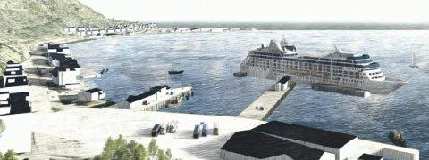 Ny cruisekai i Narvik