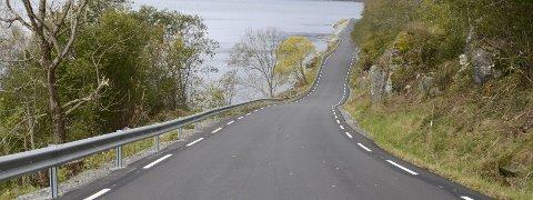 På vent: Reguleringa av ny tunnel mellom Austrepollen og Nordrepollen er sett på vent.