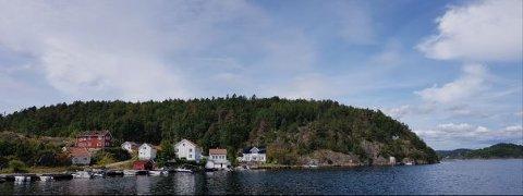 Øytangen sør: På denne høyden bak Bota planlegges det nå en utvidelse av det hyttefeltet som kalles Øytangen. Øytangen nord er allerede delvis bebygget, nå er det Øytangen sør som står for tur.
