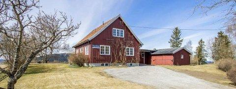 Granavollen 32: Solgt for 3.700.000 kroner. Foto: DNB eiendom