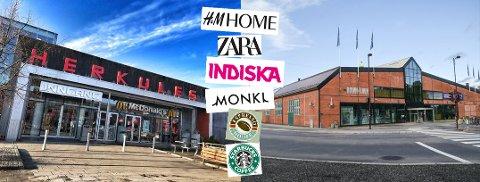 ØNSKER: H&M Home, Zara, Indiska, Monki, Espresso House og Starbucks var blant gjengangerne på ønskene fra innbyggerne.