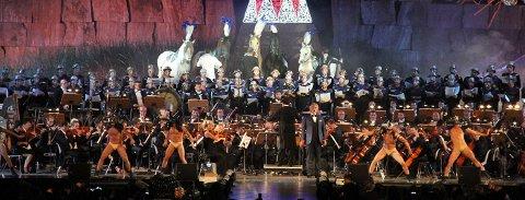 Varingen i samarbeid med Reisecompaniet har gleden av å invitere lokalavisens lesere til konsert med Andrea Bocellio i Toscana.