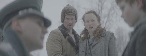 NY FILM: Julia Bache-Wiig frå Gulen er aktuell i den nye krigsfilmen Den 12.mann som blir regissert av Haral Zwart.