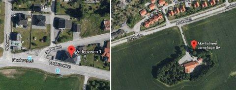 LEKKASJER: Torsdag morgen måtte Halden kommune håndtere to vannlekkasjer på to ulike steder i byen - Nybo og Bratner. – Vi vet ikke når vannet kommer tilbake, sier fagkoordinator Roy Prang til HA torsdag morgen.