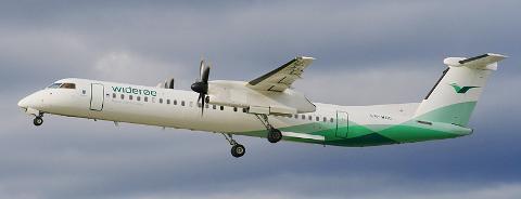ENDRING: Regjeringens kutt i startavgiften kutter Widerøes utgifter med 40 millioner kroner, men det er ikke sikkert det blir billigere billetter for flyselskapets passasjerer.