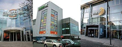 NORMALE ÅPNINGSTIDER: Kjøpesentrene i Moss skal igjen ha normale åpningstider.