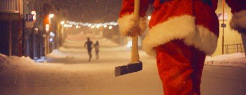 TRAKK IKKE MASSENE: «Juleblod» ble spilt inn i Honningsvåg, og har ikke rundet 5.000 besøk på kino etter fire uker på kino.