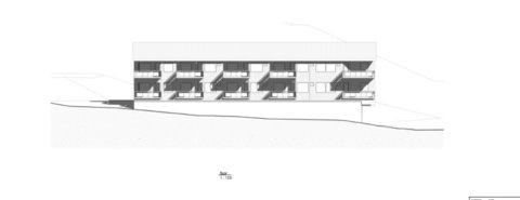 SKISSE: Slik ser eierne for seg bygget vil se ut etter ombygging til leiligheter.