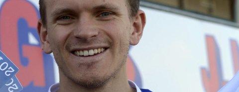 REKORD: Alexander Klaussen håper på ny publikumsrekord mot Rosenborg den 1. mai. Foto: Ole-M. Rosted
