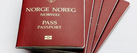 Passkiosken i avlukket som er spesialtilpasset for rullestolbrukere på politistasjonen i Kristiansund, er ute av funksjon.