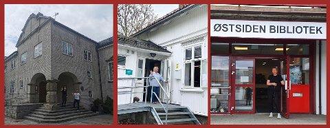 Endelig åpnet dørene til bibliotekene igjen, skriver biblioteksjef Tora Klevås.