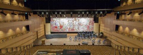 Maihaugsalen blir arena for sluttspillet i Telenorligaen 25.-26. mai. Arrangementet kan du følge på GD.no