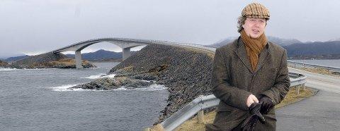 Overrasket: Sindre Stabell Kulø stiller seg undrende til at Møre bispedømme presentere ei valgliste som ikke er etter regelverket. foto: Jan Øivind Jensen
