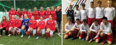 """HT&IF ønsker å sende både gutte- og jentelaget til Norway Cup. - Dette er en """"gulrot"""" for spillerne og vi håper vi klarer å få på plass midlene som trengs, forteller Fredrik Helgesen i foreldregruppa.  Nå har de søkt Nordkapp kommune om støtte til turen."""