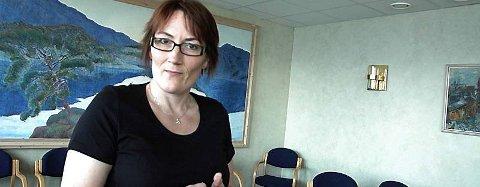 FLYTILBUD: – Widerøe og departementet må gå i dialog, sier Hanne Nora Nilssen.