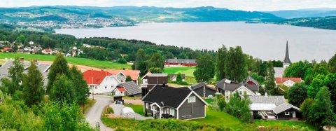 NORDLIA: Ett departement og direktorat sier ja til nytt, stort boligområde i Nordlia, mens ett direktorat så langt har sagt nei. Det siste ordet ligger hos Kommunal- og moderniseringsministeren.