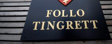 Naboene fra Nesodden måtte gå veien om Follo Tingrett for å få en avgjørelse på uenigheten.
