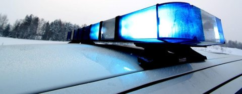 FIKK GJENNOMGÅ: Politiet møtte en ilter drøbakmann som utøvde vold mot lovens lange arm.