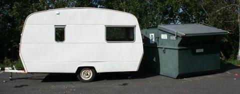Nå får du vrakpant på campingvognen.