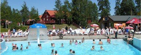 Åpner en uke tidligere enn planlagt: Badefryd på Tusenfryd.