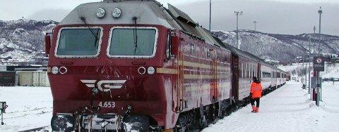 Det er i første rekke de gamle Di4-togene som er ute av drift. Arkivfoto.