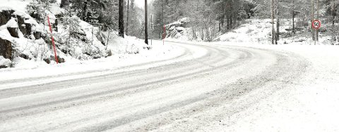 VINTER I ANMARSJ: I løpet av kort tid kan det første snøfallet allerede ha lagt seg.