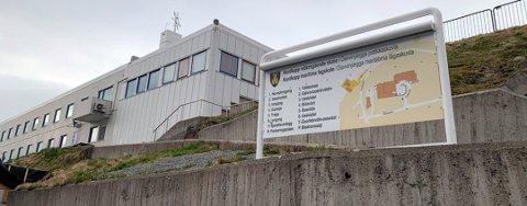 Nordkapp Maritime Fagskole . Arkivfoto