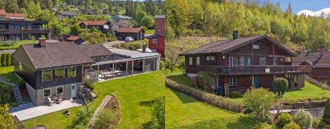 To eneboliger i Lillehammer var så attraktive at de ble kuppet før visning for flere hundre tusen kroner over prisantydning.