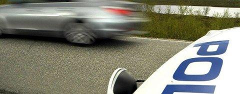 DØMT: Mannen ble dømt for å ha lånt ut bilen til en som ikke hadde førerkort