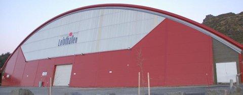 LOFOTHALLEN: Lofothallen AS driver alle kommunale idrettshaller og idrettsanlegg