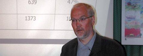 Professor i statsvitenskap, Hans Petter Saxi ved Nord Universitet.