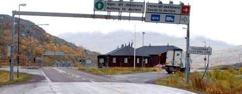 SYV SISTE TO UKENE: Det har kommet syv flyktninger innover Bjørnfjell. Kontorsjefen vil ikke spekulere i om de er en del av den økende trafikken inn i Finland og Sverige de siste ukene.