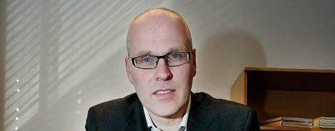 FORSVARER: Advokat Hallvard Østgård.