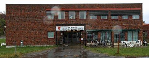 AVVIK: Ambulanseavdelingen ved UNN har meldt inn et avvik ved Balsfjord bo- og servicesenter på Storsteinnes.