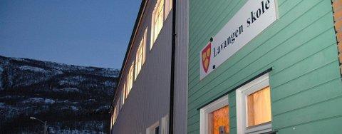 STENGT: Skolen holder fredag stengt på grunn av uvær. Arkivfoto: Knut Solnes